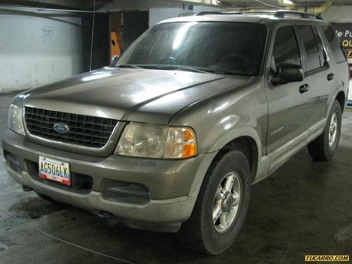 ford explorer xlt 4x4 - automatico