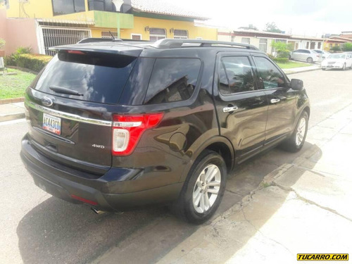 ford explorer xlt 4x4 - automatico
