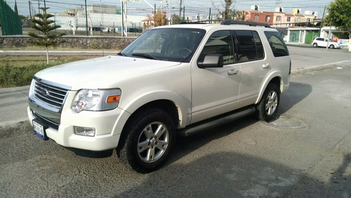 ford explorer xlt 7 pasajeros 6 cilindros 2009