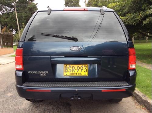 ford explorer xlt aut 4x4