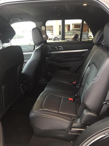 ford explorer xlt leather 3.5l v6 2019