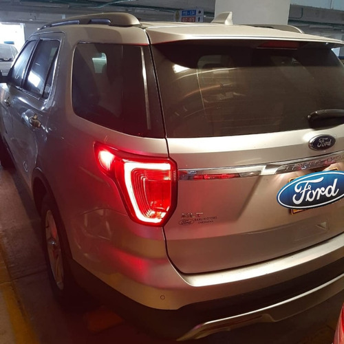 ford explorer xlt limited 4x4 2016