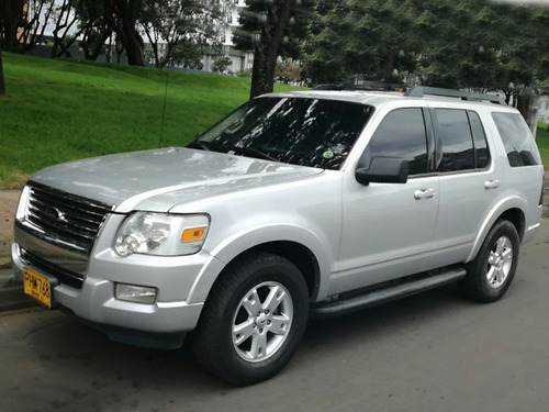 ford explorer xlt mod. 2011 - blindada