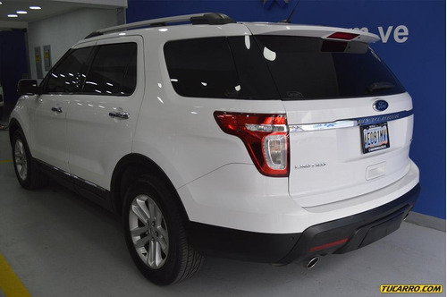 ford explorer xlt-multimarca