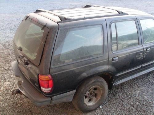 ford explorer xlt v6 4x4 aut. 1998 sucata somente para peças