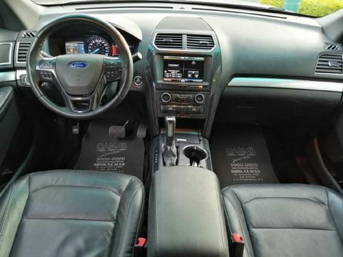 ford explorer xlt v6/3.5 aut