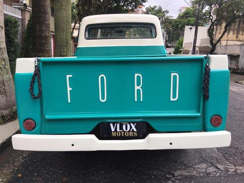ford f 100 1961 original