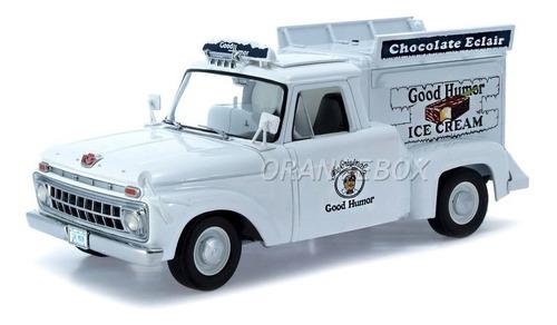 ford f-100 1965 good humor ice cream truck sunstar 1:18 1288