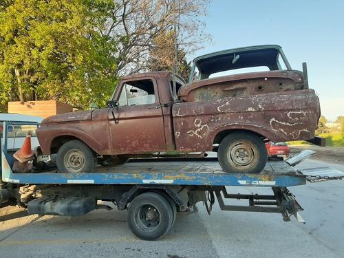 ford f 100 1965 motor perkins diesel
