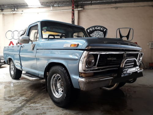 ford f-100 1972