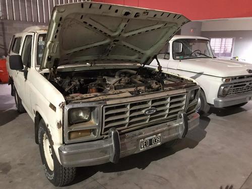 ford f-100 1985 diésel permuto por mayor valor cosulte!!!!!