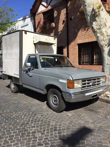 ford f-100 1990 con gnc y equipo de frio