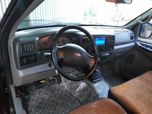 ford f-100 2009 3.9 cab. simple xlt 4x4
