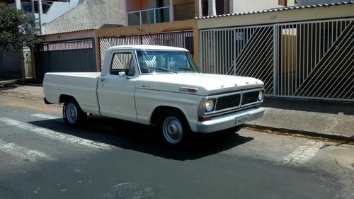 ford f-100 2.3 1978 4 cc