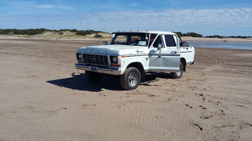 ford f-100 2.5 4x4 doble cabina