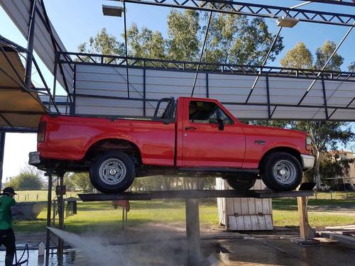 ford f-100 2.5 i xlt 1998