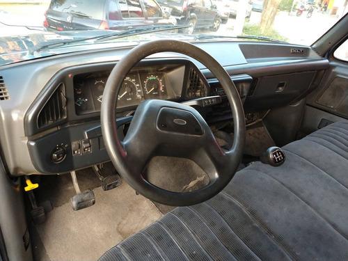 ford f-100 4.0 4cil diesel -  super cab dsl - 1994 -