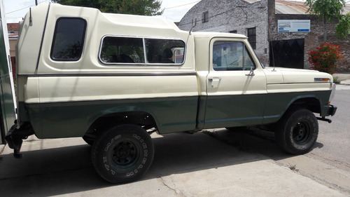 ford f-100 4x4