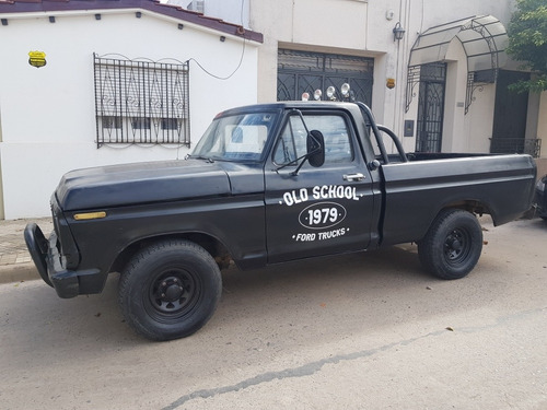 ford f-100 - 6 cilindros