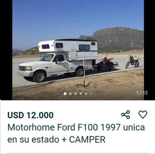 ford f 100 97 camper