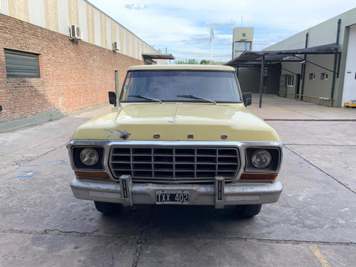 ford f-100 aire acond