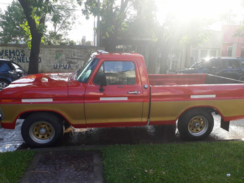 ford f-100 deluxe