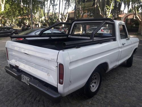 ford f-100  diesel  1975