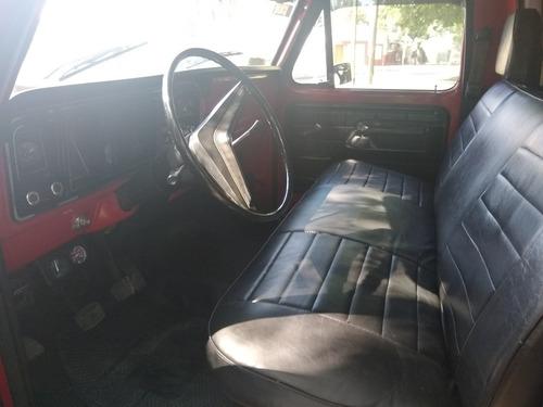 ford f-100 diesel 1981 perkins 4