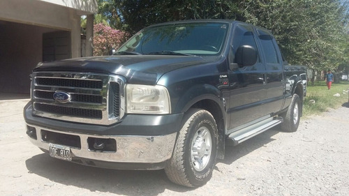 ford f-100 doble cabina xlt 4 x 2