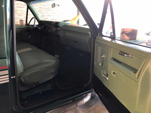 ford f-100 f100 4x4 custom v8