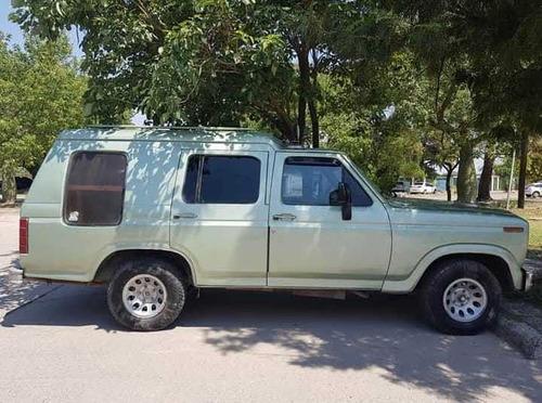 ford f-100 f100 carrozada