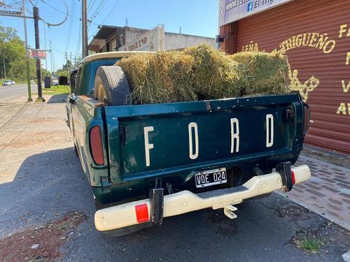 ford f-100 ford f100 twinibeam