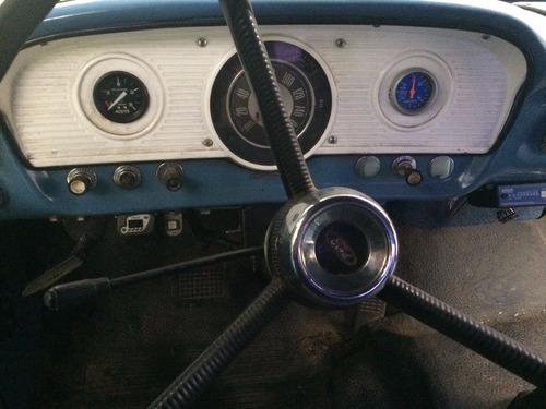 ford f-100 modelo 1963