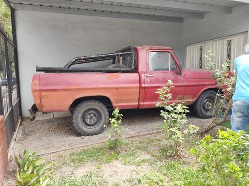 ford f-100 motor perkin