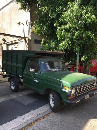 ford f-100 perkins 4 1979 diesel.