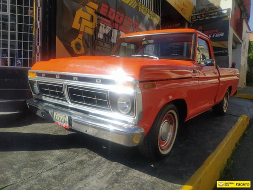 ford f-100 pick-up carga