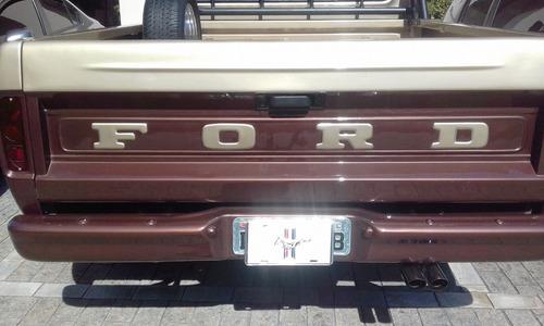 ford f 100  pick up ford  antiga  carros antigos