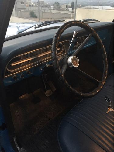 ford f-100, sport de luxe 1971 clasica