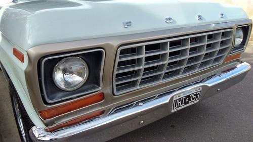 ford f-100 standard