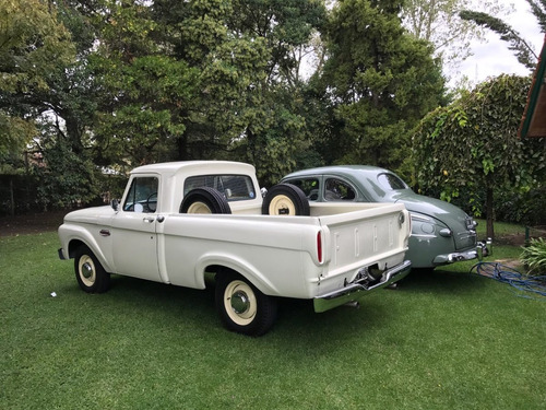 ford f 100 twin beam