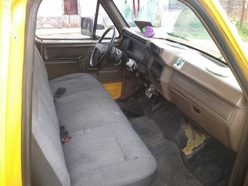ford f-100 vendo o permuto por auto