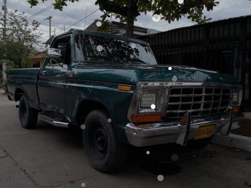 ford f-100 xlt