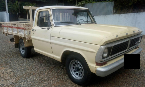 ford f-1000 , 1982