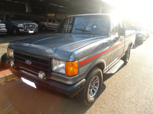 ford f-1000 3.9 super cs 8v diesel 2p manual
