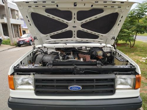 ford f-1000 3.9 super série cs 8v diesel 2p manual