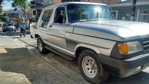 ford f-1000 diesel cabine dupla 1985 aceito troca 24.500,00
