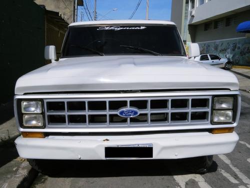 ford f-1000 mwm 229 ano 1990/1991 branca