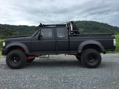 ford f-1000 off road