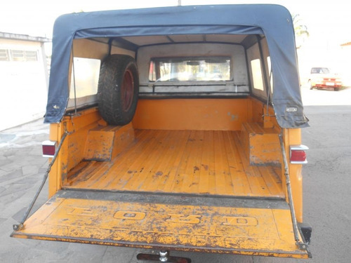 ford f-1000 pik up 2.3 4x4 manual