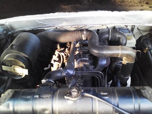 ford f-1000 turbinada motor mwm ano 1987 - rm